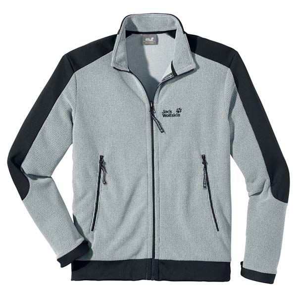 JACK WOLFSKIN MEN MATRIX MOVE SILVER GREY