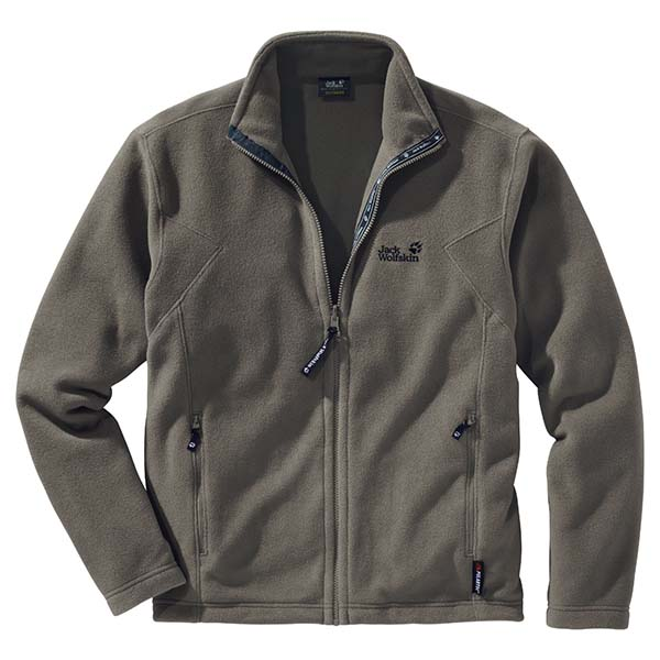 JACK WOLFSKIN MEN MOONRISE JACKET BASALT