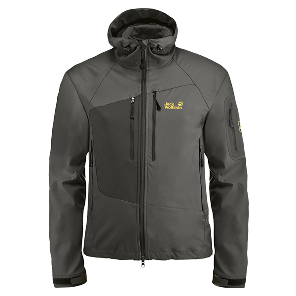 JACK WOLFSKIN MEN IMPULSE JACKET PHANTOM