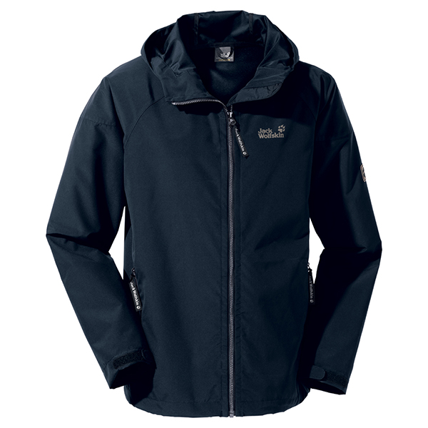 JACK WOLFSKIN MEN WINDY POINT PHANTOM