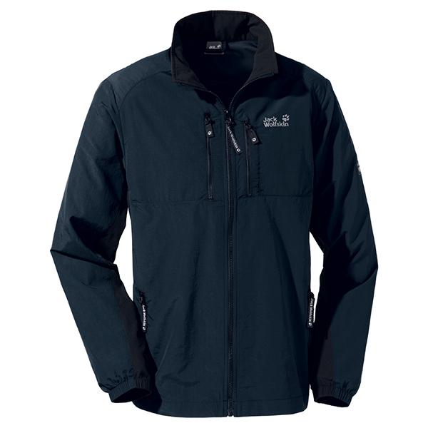 JACK WOLFSKIN MEN MOJAVE JACKET PHANTOM