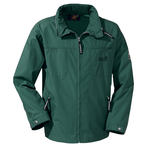 JACK WOLFSKIN MEN SILK ROAD EUCALYPTUS