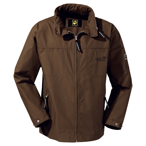 JACK WOLFSKIN MEN SILK ROAD SOIL BROWN