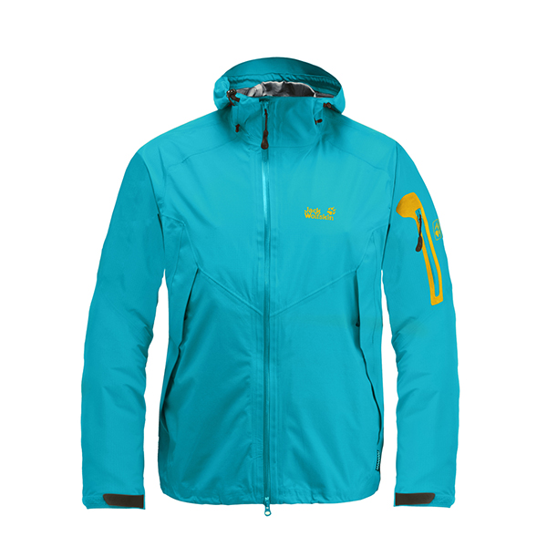 JACK WOLFSKIN MEN SCANDIUM JACKET GLACIER BLUE