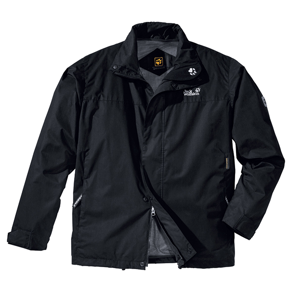 JACK WOLFSKIN MEN JOURNEY BLACK