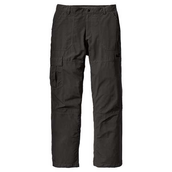 JACK WOLFSKIN MEN MOSQUITO SAFARI PANTS OLIVE BROWN