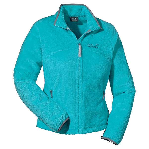 JACK WOLFSKIN WOMEN WILDFLOWER LAKE BLUE