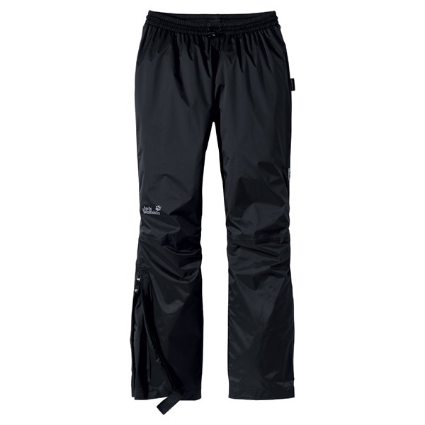 JACK WOLFSKIN WOMEN ACCELERATE PANTS BLACK