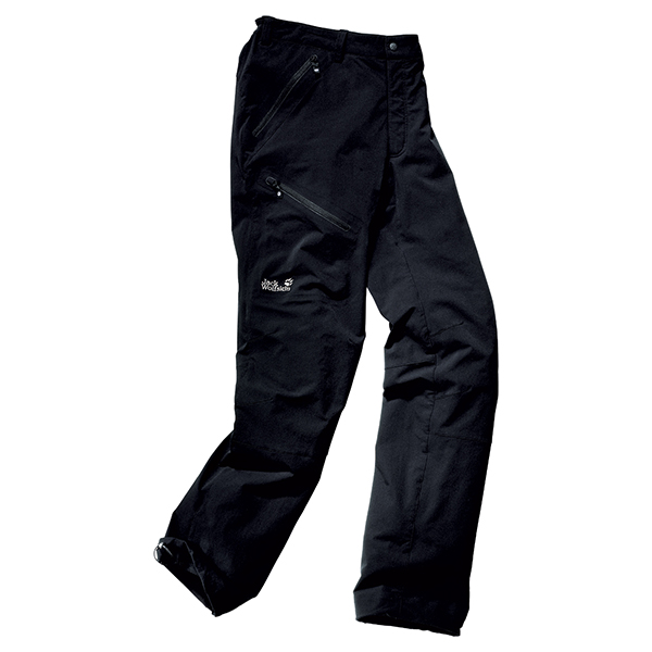 JACK WOLFSKIN WOMEN ACTIVATE PANTS BLACK