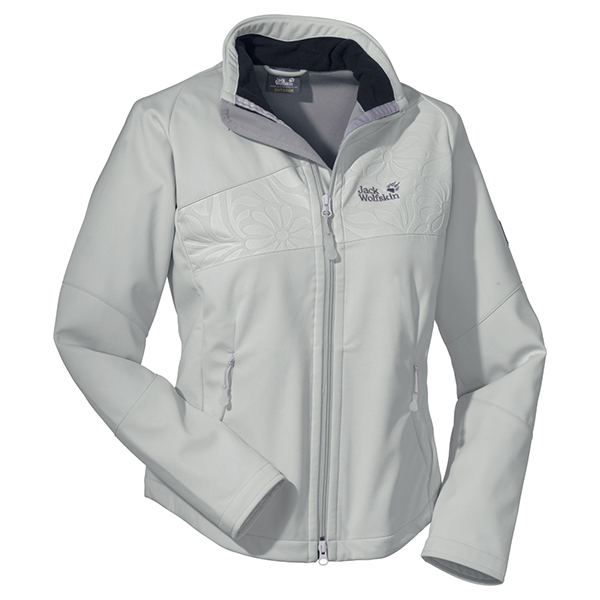 JACK WOLFSKIN WOMEN SERENADE GREY HAZE