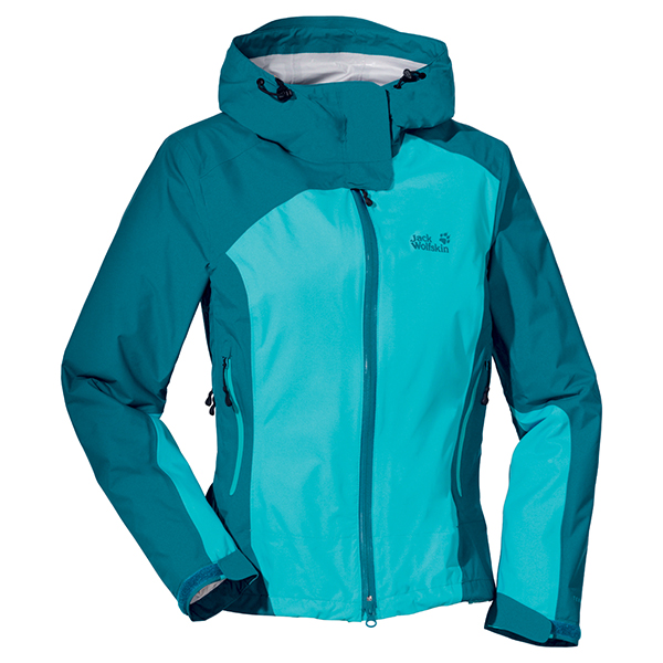 JACK WOLFSKIN WOMEN ACCELERATE XT JACKET LAKE BLUE