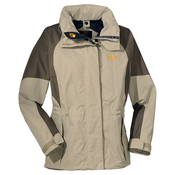 JACK WOLFSKIN WOMEN MOUNTAIN RANGE PURE SANDS