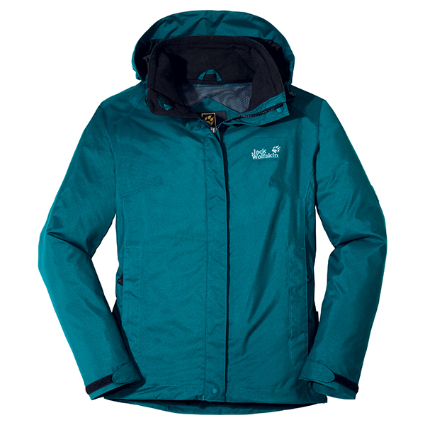 JACK WOLFSKIN WOMEN ARCITA BALTIC BLUE