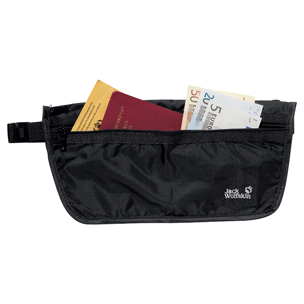 JACK WOLFSKIN DOCUMENT BELT