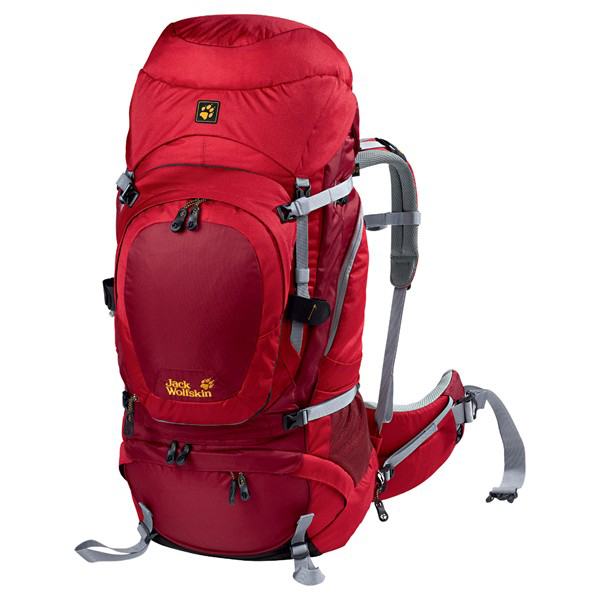 JACK WOLFSKIN WOMEN ESCALADE PACK 70