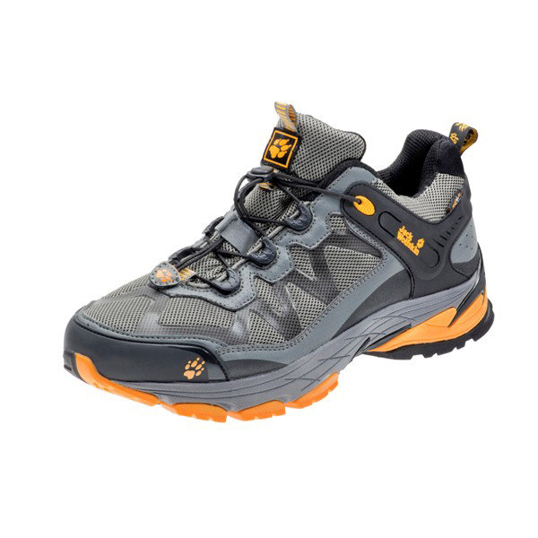 JACK WOLFSKIN MEN AMBITION TEXAPORE BURLY YELLOW