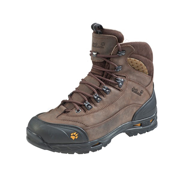 JACK WOLFSKIN MEN BACKPACKER DARK WOOD