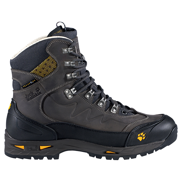 JACK WOLFSKIN MEN DEVIATOR TEXAPORE PHANTOM