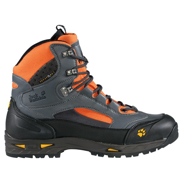 JACK WOLFSKIN MEN DISSENTER TEXAPORE DARK ORANGE
