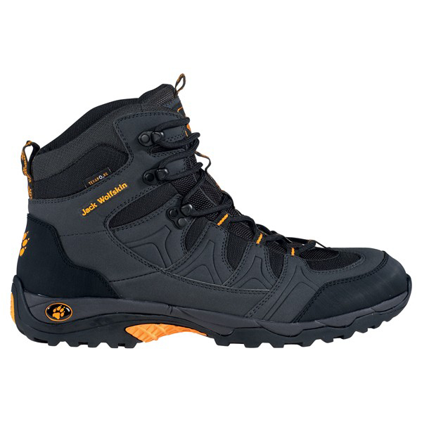 JACK WOLFSKIN MEN TRACTION MID TEXAPORE PHANTOM
