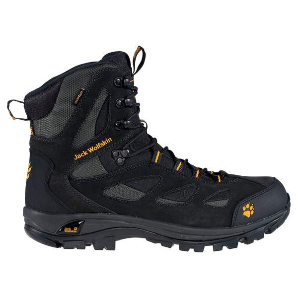 JACK WOLFSKIN MEN ALL TERRAIN HI TEXAPORE PHANTOM