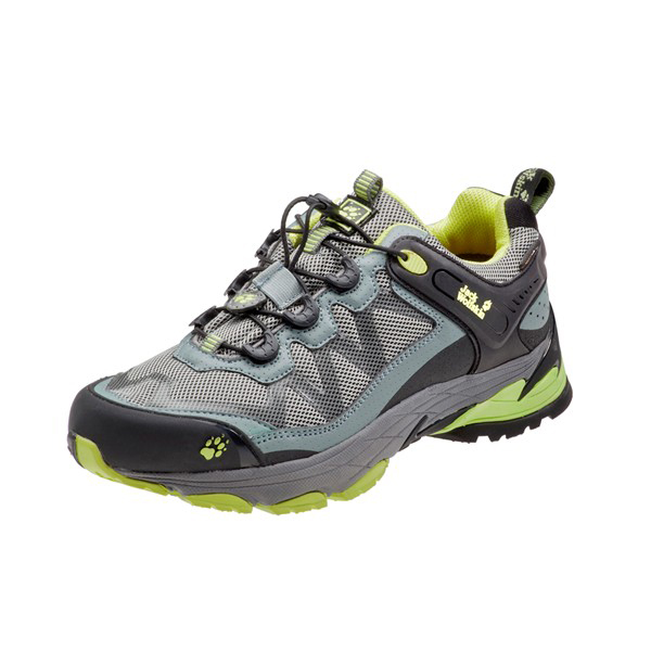 JACK WOLFSKIN WOMEN AMBITION TEXAPORE SHARP GREEN