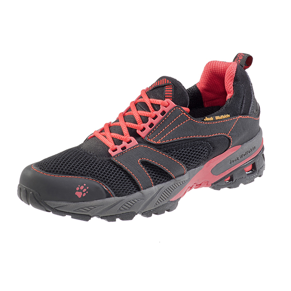 JACK WOLFSKIN WOMEN FREELINER HIBISCUS RED