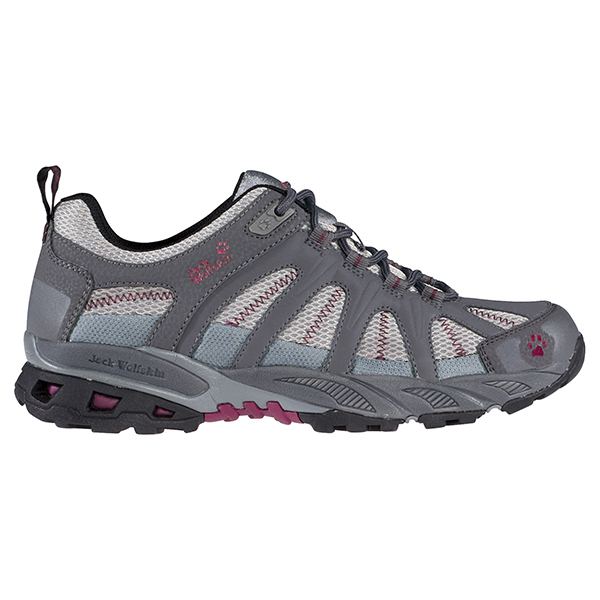 JACK WOLFSKIN WOMEN MOUNTAIN RUNWAY WILD BERRY