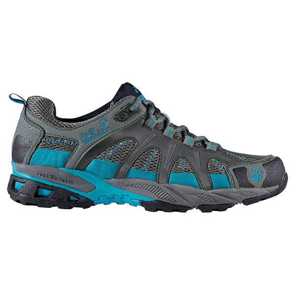 JACK WOLFSKIN WOMEN MOUNTAIN RUNWAY BALTIC BLUE