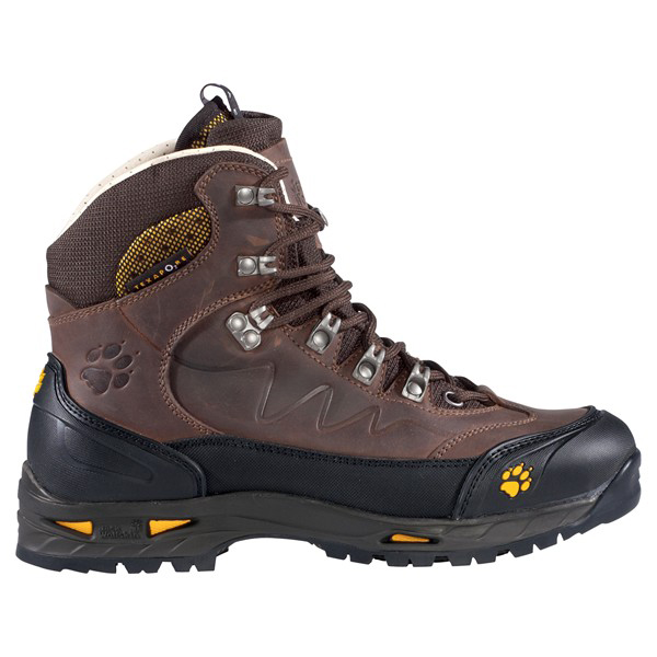 JACK WOLFSKIN WOMEN DEVIATOR TEXAPORE DARK BROWN