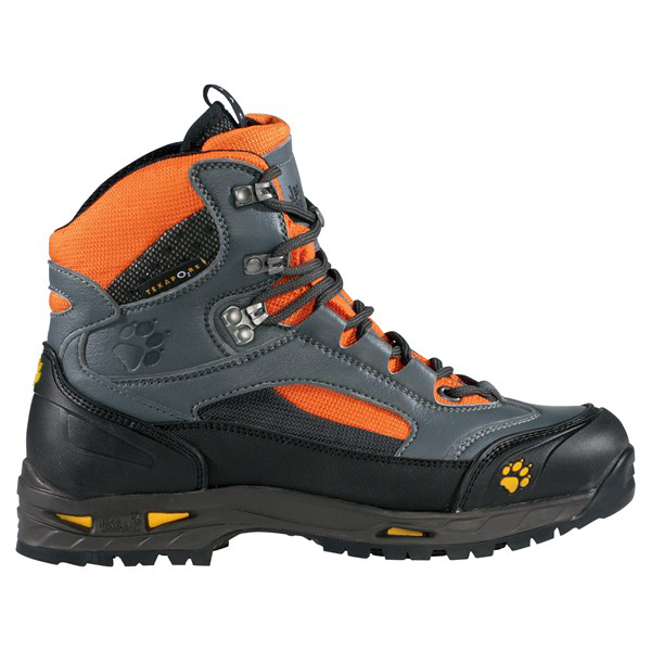 JACK WOLFSKIN WOMEN DISSENTER TEXAPORE DARK ORANGE