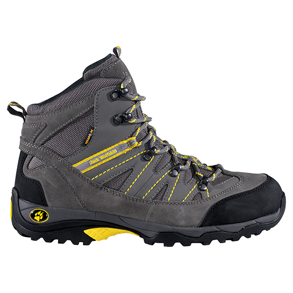JACK WOLFSKIN WOMEN TRAILRIDER TEXAPORE TARMAC GREY