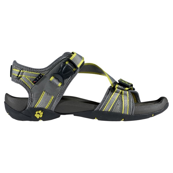 JACK WOLFSKIN WOMEN ASSEMBLY SANDAL WILD LIME